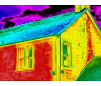 Тепловизионное обследование одноэтажного дома