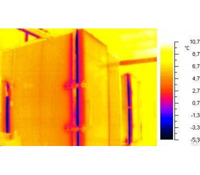 Тепловизионное обследование холодильного оборудования