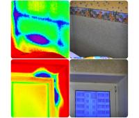 Тепловизионное обследование 1 комнатной квартиры