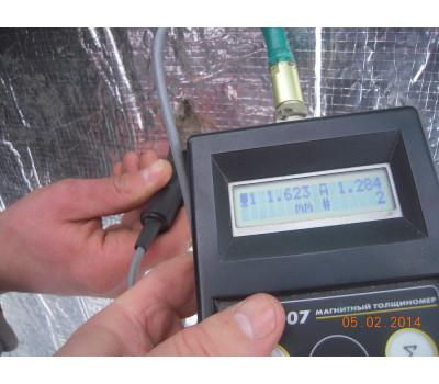 Экспертиза качества огнезащитной обработки