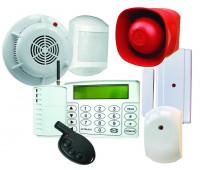 Монтаж системы оповещения и управления эвакуацией людей при пожаре