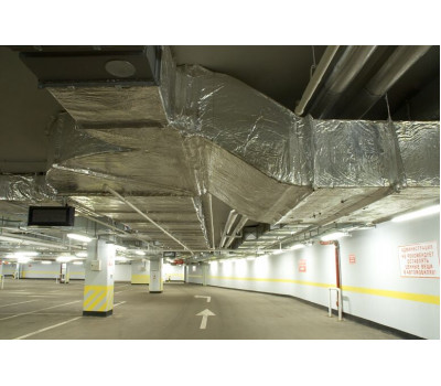 Огнезащитная обработка воздуховодов и вентиляционных каналов