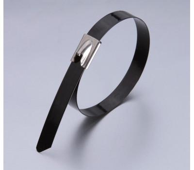 СКС-П. Стяжки кабельные стальные с полимерным покрытием ( 1 шт)