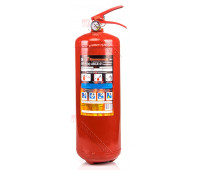 Огнетушитель порошковый ОП-1 (з) ABCE