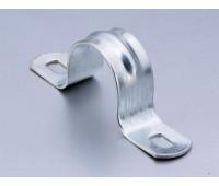 Скоба металлическая двухлапковая СМД 12-13 (100 шт)