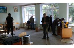 Старт работ в МБОУ СШ №10 города Димитровграда