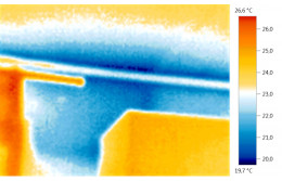 Проверка теплоизоляции цеха по производству автодеталей