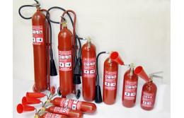 Критерии выбора огнетушителя