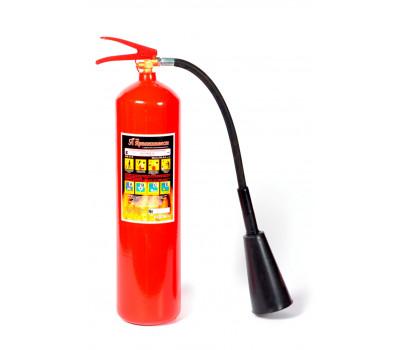 Огнетушитель углекислотный, переносной ОУ-5