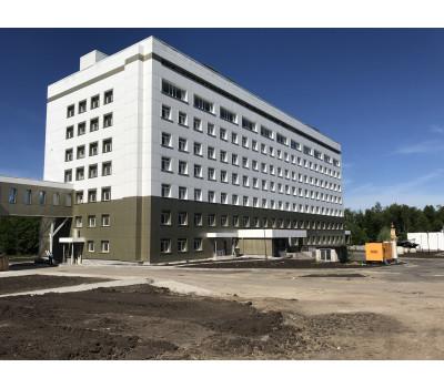Хирургический комплекс в Димитровграде. Энергоаудит