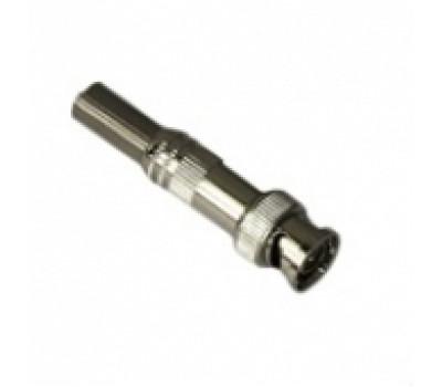 Разъем для видеонаблюдения BNC RG-51 (металл)